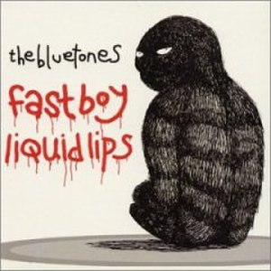 Fast Boy/Liquid Lips - Cover of second CD.