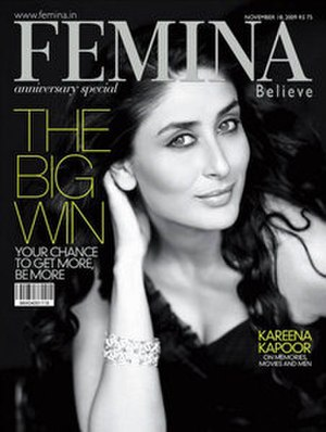 Femina (India) - November 2009 issue of Femina