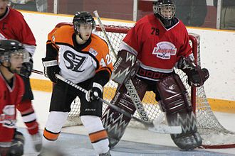 Superior International Junior Hockey League - 2011 Action - Fort Frances vs. Sioux Lookout