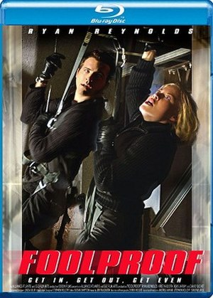 Foolproof (film) - Blu-Ray Disc cover
