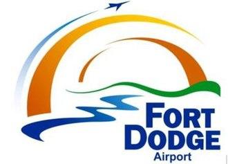 Fort Dodge Regional Airport - Image: Fort Dodge Regional Airport Logo