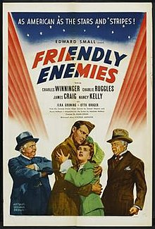 Friendly Enemies movie