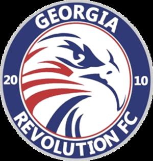 Georgia Revolution - Image: Georgia Revolution FC