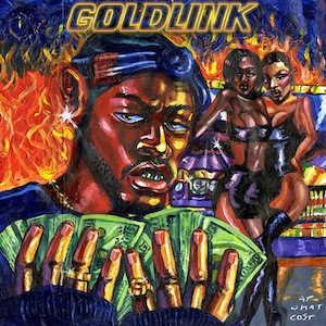 At What Cost - Image: Goldlink at what cost album