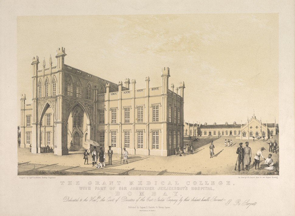Grant medical college1844