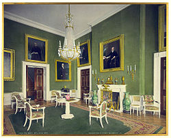 Green Room (White House) - Wikipedia
