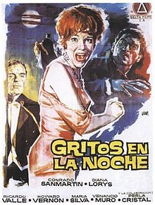 Gritos en la noche movie