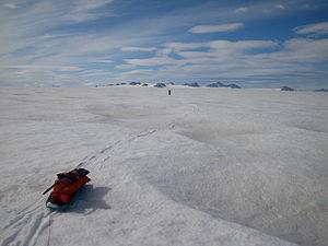 Harding Icefield - Image: Harding Expanse