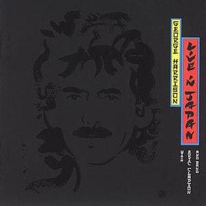 Live in Japan (George Harrison album)