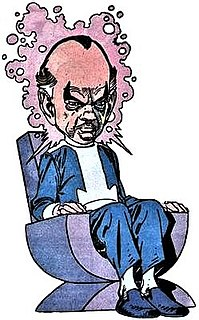Hector Hammond DC Universe supervillain who is primarily an enemy of Green Lantern