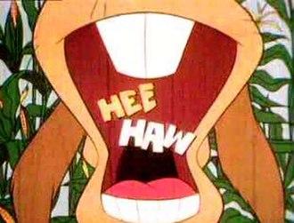 Hee Haw - Image: Hee Haw