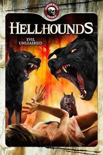 Hellhounds (film) - DVD Cover