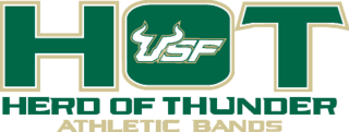 University of South Florida Herd of Thunder