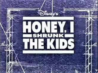 Honey, I Shrunk the Kids: The TV Show - Image: Honey, I Shrunk the Kids The TV Show