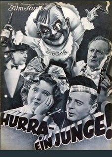 <i>Hooray, Its a Boy!</i> (1931 film) 1931 film
