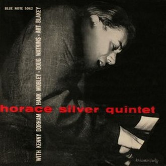 Horace Silver and the Jazz Messengers - Image: Horace Silver Quintet Vol. 2