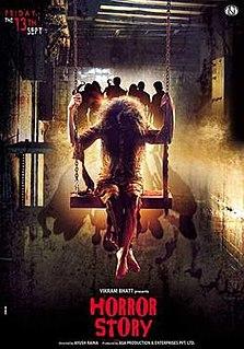 <i>Horror Story</i> (film) 2013 Indian film