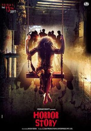 Horror Story (film) - Theatrical release poster