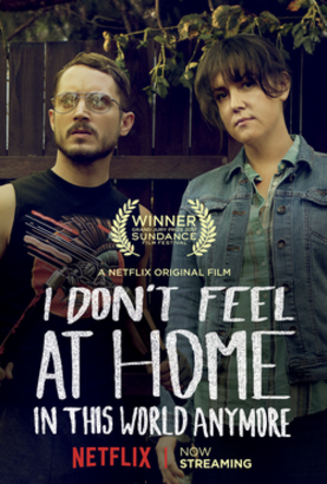I Don't Feel at Home in This World Anymore - Film poster