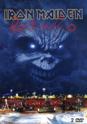 Rock in Rio (album) - Image: Iron Maiden Rock in Rio