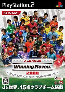 J League Winning Eleven 2008 Club Championship - Wikipedia