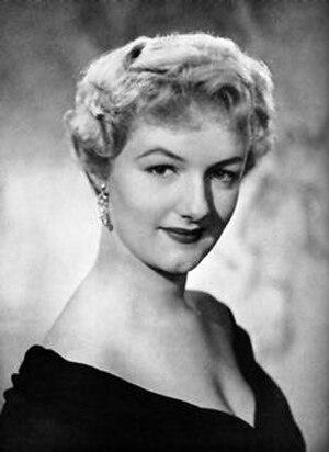 Joan Sims - Sims in 1957