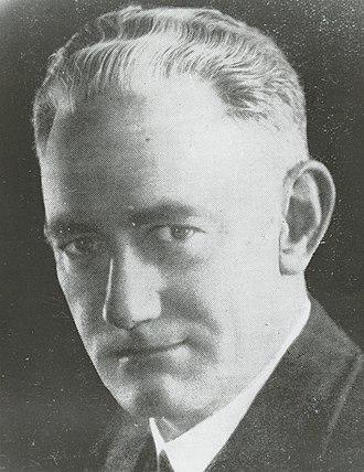John Andrew Tennant Mortlock - John Andrew Tennant Mortlock in 1936.