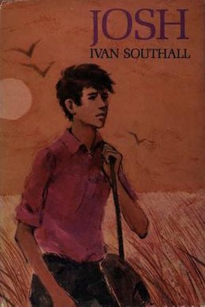 Josh (novel) - Front cover of first edition