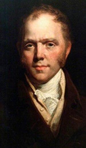 Josiah Wedgwood II - Josiah Wedgwood II by William Owen.