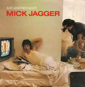 Just Another Night (Mick Jagger song) - Image: Just Another Night (Mick Jagger song)
