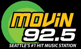 KQMV Radio station in Bellevue–Seattle, Washington, United States