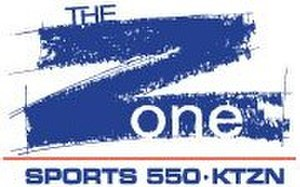 KTZN - Image: KTZN The Zone Sports 550 logo