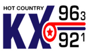 KKCM - Image: KXCM station logo