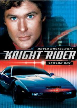 Knight Rider (season 1) - Image: Knight Rider season 1 DVD