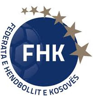 Kosovo national handball team - Image: Kosovo Handball Federation