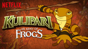 Kulipari: An Army of Frogs - Title card