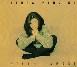 Strani amori - Image: Laura pausini strani amori s