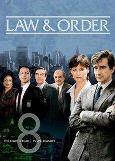 <i>Law & Order</i> (season 8) season of television series