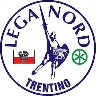 Lega Nord Trentino - Image: Lega Trentino Logo