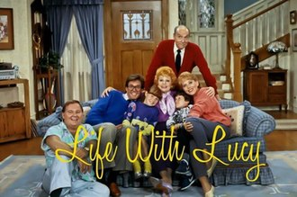 Life with Lucy - Title card for Life With Lucy.