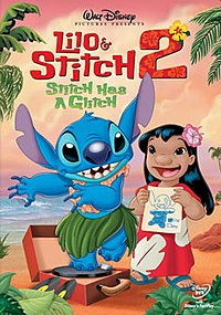 Lilo and Stitch 2 - Stitch Has a Glitch (2005) Disney's Cartoon