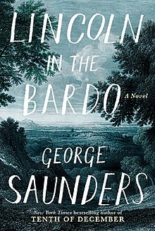 Lincoln in the Bardo by George Saunders first edition.jpg
