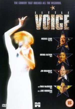 Little Voice (film) - DVD cover
