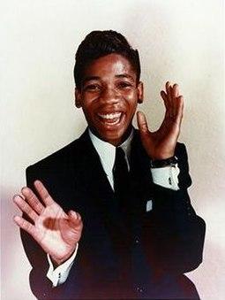 Little Willie John American R&B singer