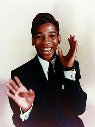 Little Willie John - John circa 1955