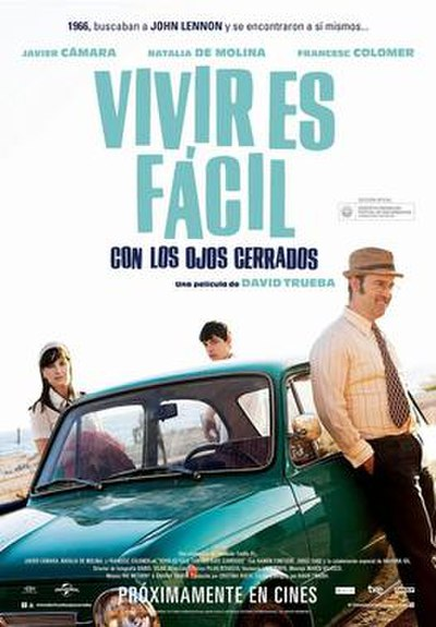 Picture of a movie: Living Is Easy With Eyes Closed