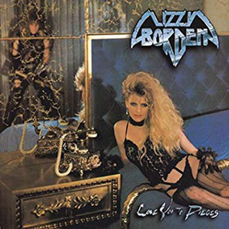Love You to Pieces - Image: Lizzy Borden Love You to Pieces