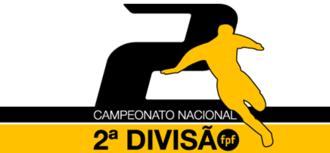 Portuguese Second Division - Image: Logo CN2Divisao