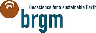 Bureau de Recherches Géologiques et Minières - Image: Logo brgm english