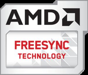 FreeSync - Image: Logo for AMD's Free Sync technology